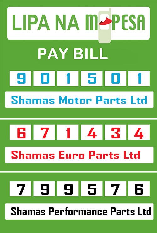 Shamas Motor Parts Ltd